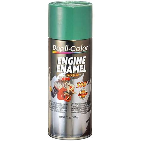 duplicolor engine enamel detroit diesel alpine green gm