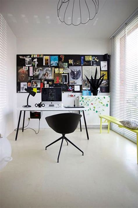 Modern wall art from room & board consider your walls a blank canvas for creating a beautiful collection of wall art that reflects your modern aesthetic. 40 Cool And Inspirational Pin Board Wall Ideas - Bored Art