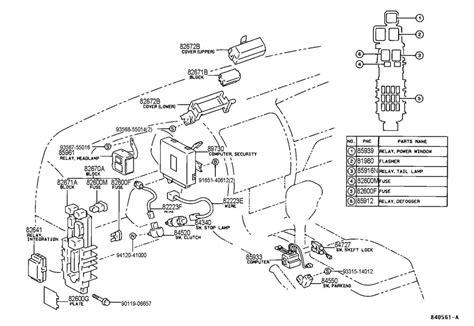 service manual   change shift interlock solenoid