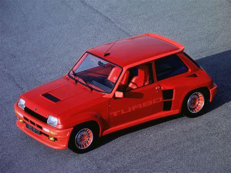 renault car 1980 renault 5 turbo specs photos 1980 1981 1982 1983