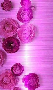 #pink #roses #shine #madebyniki | Flower wallpaper, Floral ...