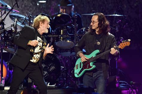 rushs geddy lee joins   roundabout rock