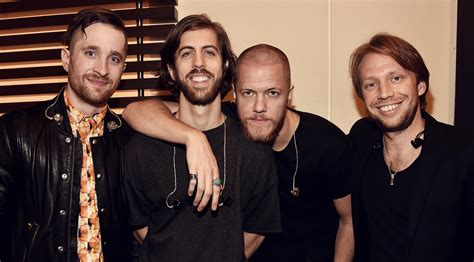 Imagine Dragons Thrill Devoted Following At The Acc