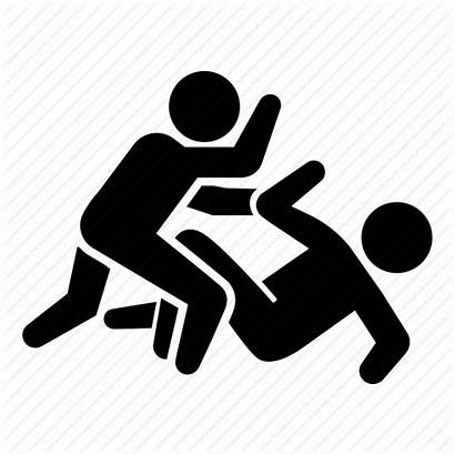 Abuse Icon Harm Assault Attack Physical Crime