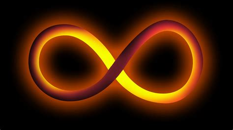 infinity sign infinity symbol free images at clker com vector clip