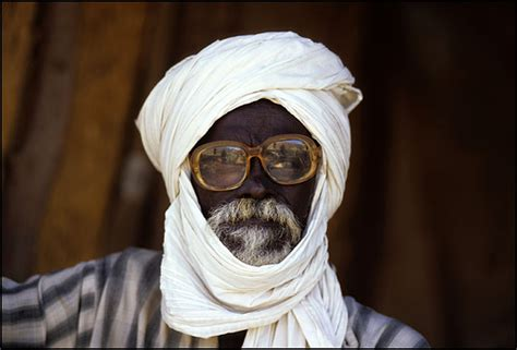 people from niger 3   Oasis of Bilma, in the middle of ...