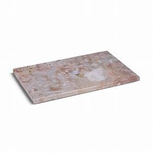 Platte Für Waschtisch : teak holz waschtisch zen inkl marmorplatte rot 60x40x74 cm bei wohnfreuden kaufen ~ Markanthonyermac.com Haus und Dekorationen