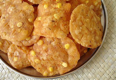andhra snack pappu chekkalu rice crackers indian food recipes food  cooking blog