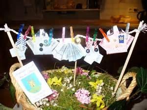 hochzeitsgeschenke ideen originell wäscheleine lustige geldgeschenke zur hochzeit geld und geschenke