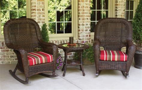 Resin Patio Furniture by Outdoor Patio Furniture Resin Wicker Rocking