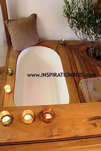 Habillage Baignoire Bois : les 25 meilleures id es de la cat gorie baignoire ~ Premium-room.com Idées de Décoration