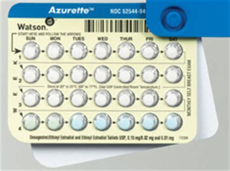 azurette  side effects warnings drugscom