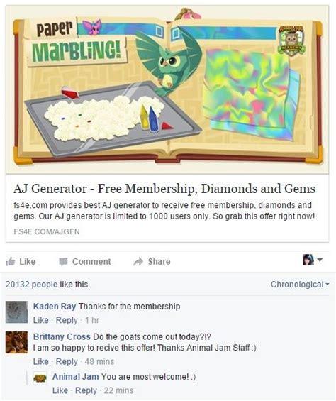 animal jam hack cheats  membership diamonds
