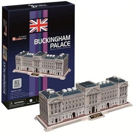 cubicfun cologne cathedral 179 pcs puzzles cubic buckingham palace uk 61pcs 3d