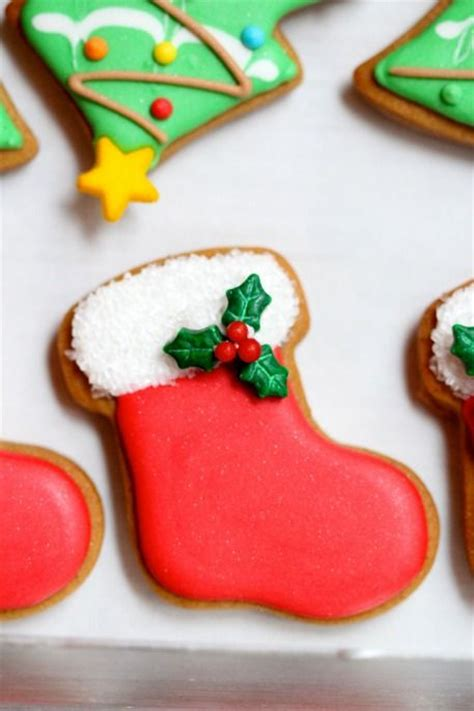 ideas  decorated christmas cookies  pinterest