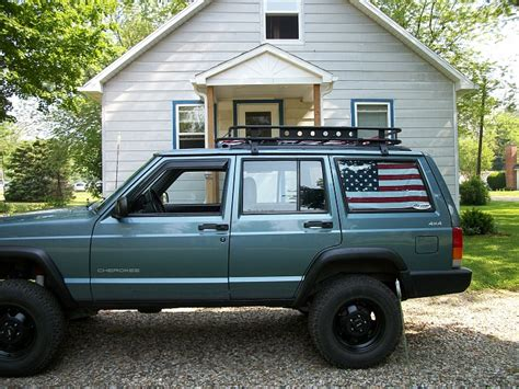 jeep cherokee american flag let 39 s see some usa flag pics jeep cherokee forum