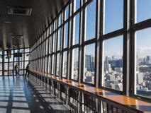 bwi observation deck closed closed wooden observation tower stock photo image 26267480