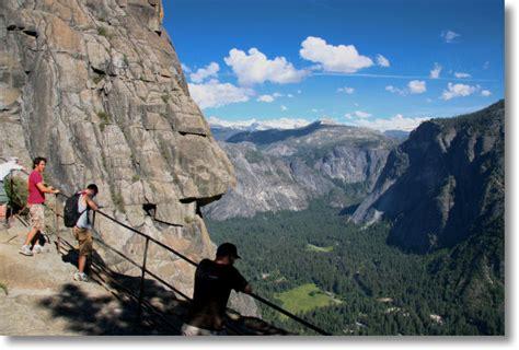 Upper Yosemite Falls Photo Gallery Overlook