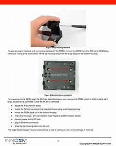 Inncom 201104txr B578 Ethernet To Rf Protocol Converter