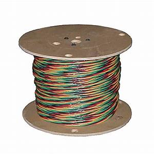 Southwire 500 Ft  10  3 Solid Cu W  G Submersible Well Pump Wire-55173802