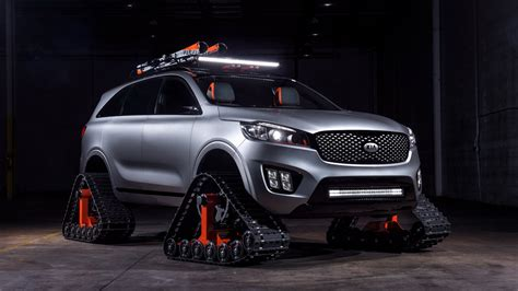 kia sorento ski gondola top speed