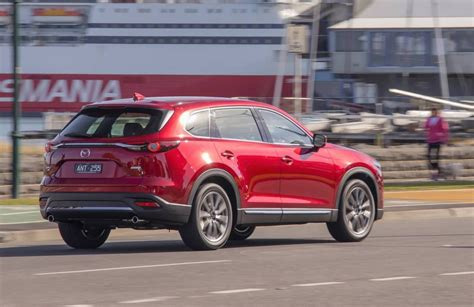 2018 Mazda Cx9 Update Adds Gvectoring, On Sale From