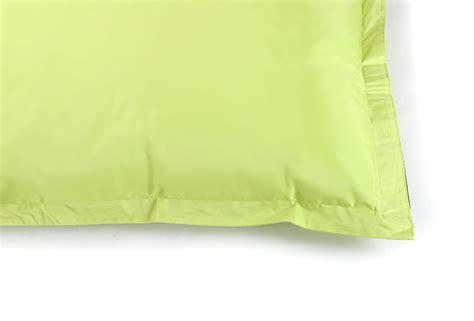 Housse Pouf Géant Vert à 75% Housse Pouf Géant Xxl