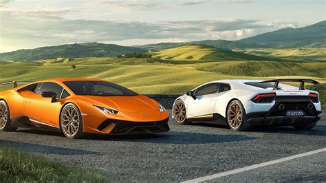 2017 Lamborghini Huracan Performante 3 Wallpaper