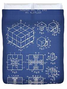 Rubiks Cube Patent From 1983