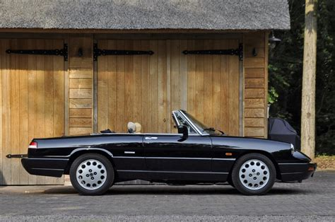 Consignatie Oldtimer Of Youngtimeralfa Romeo Spider 2.0 Ie