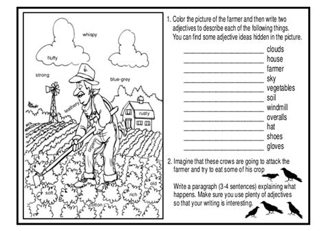 picture description worksheets for grade 4 all worksheets 187 picture description worksheets for grade