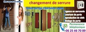 Changement De Serrure Paris : changement de serrure livry gargan ouverture de porte serrurier paris idf ~ Mglfilm.com Idées de Décoration