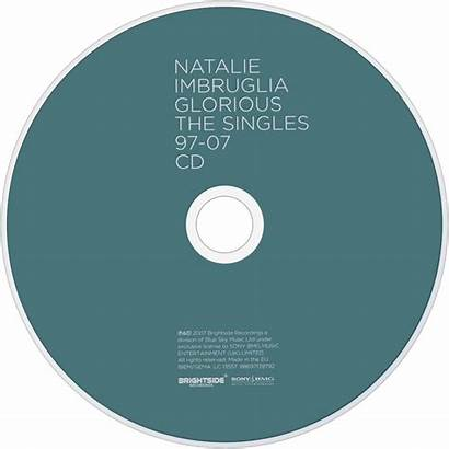 Imbruglia Natalie Glorious Singles Fanart Tv Cd