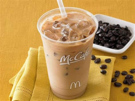 How do you make iced coffee? McCafe Iced Coffee = my guilty pleasure   Vanilla iced coffee, French vanilla coffee