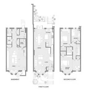 row home floor plans brownstone house plans container house design