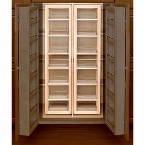 swing  complete pantry system rev  shelf  series