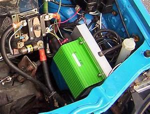 Ev Conversion Parts  Dc Motor Controller