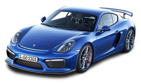Blue Porsche Cayman Gt4 Car Png Image Pngpix