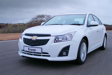Chevrolet Cruze  Built For A Refined Ride