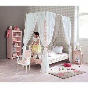 Maison Du Monde Lit Bebe : 200 maison du monde lit baldaquin enfant 90 x 190 cm ~ Zukunftsfamilie.com Idées de Décoration