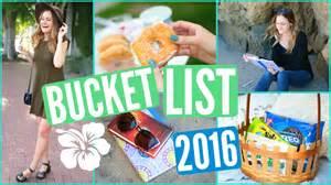 summer list ideas for 2016