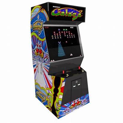 Arcade Icon Galaga Icons Penguins
