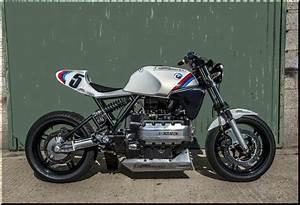 Bmw K 100 Cafe Racer : bmw k100 cafe racer design 8 mobmasker ~ Jslefanu.com Haus und Dekorationen