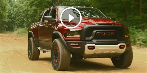 Officially Presented The 575hp Ram Rebel Trx Concept