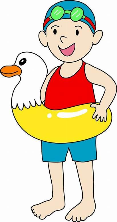 Swimming Clipart Clip Swim Clipartpanda Gala Kid