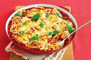Italian Meatball Bake Recipe Taste com au