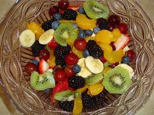 Healthy, Snack, Tip, Fresh, Fruit, Bowl