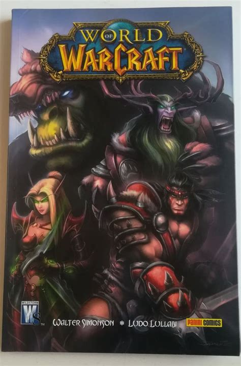 WORLD OF WARCRAFT Nº 1 | eBay | World of warcraft, Panini ...