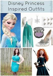 Disney Princess Inspired Outfits Part 1 JaMonkey
