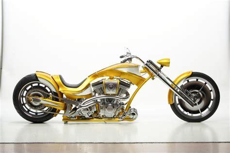 Covington's Carlos Custom Motorcycle